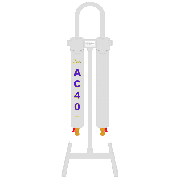 Аэрозольный сепаратор АС-40